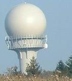 Radar a Bükk-fennsíkon