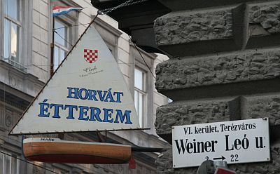 Horvát étterem