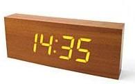 Fából óra