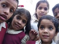 indiai gyerekek