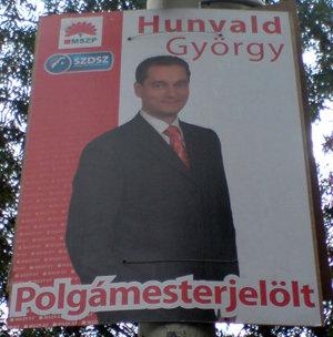 Hunvald-plakát