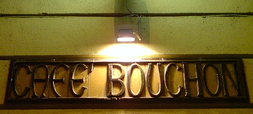 Cafe Bouchon