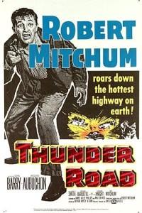 thunder road plakát