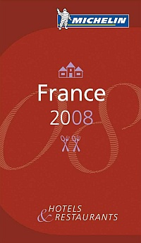 Michelin Guide France - 2008