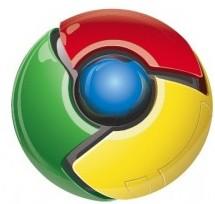 Google Chrome logó