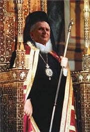 Ceauşescu pópaként
