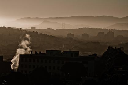 Naplemente - San Francisco