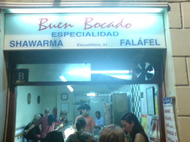 Barcelona legjobb shawarmaja