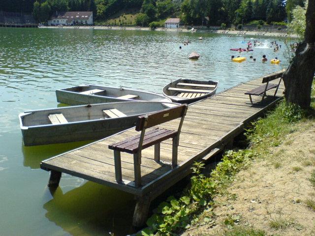 A Bánki tó