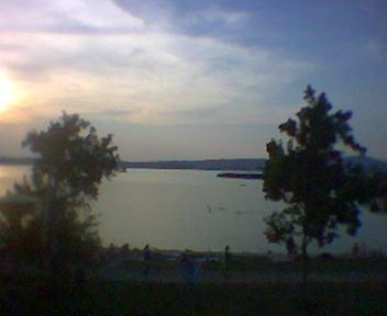Nekem a Velencei tó a Riviéra...