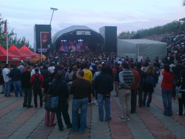 Primavera második nap